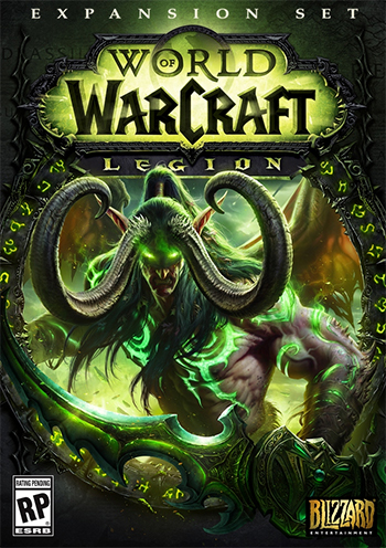 World of Warcraft: Legion (2017)