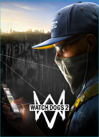 Watch Dogs 2 Таблетка (2016/Crack by CPY)