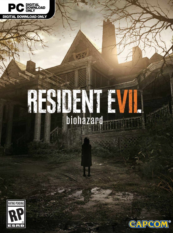 Resident Evil 7 / Biohazard 7 (2017/Crack/Таблетка)