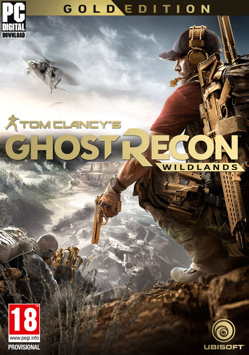 Ghost Recon: Wildlands Таблетка (2017/Crack by CPY)