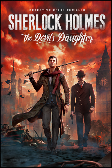Sherlock Holmes: The Devil's Daughter (2016) RePack