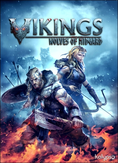 Vikings Wolves of Midgard (2017)