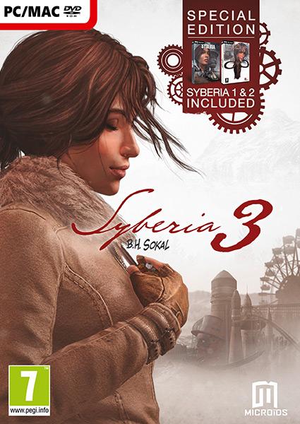 Syberia III / Сибирь 3 (2017)