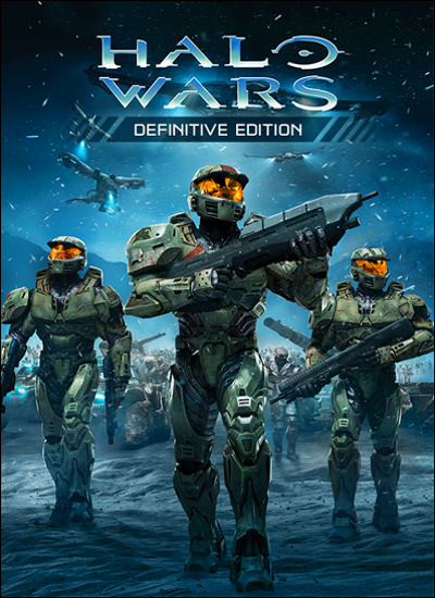 Halo Wars: Definitive Edition (2017) RePack