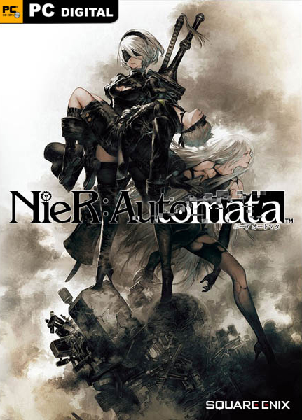 NieR: Automata Таблетка (2017/Crack by CPY)