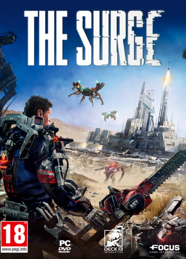 The Surge (2017) RePack