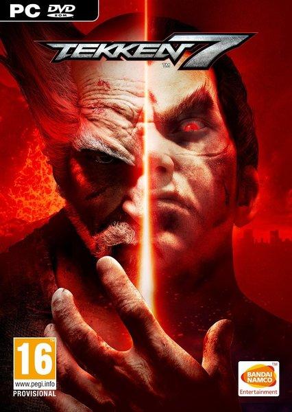Tekken 7 на ПК / PC (2017) RePack