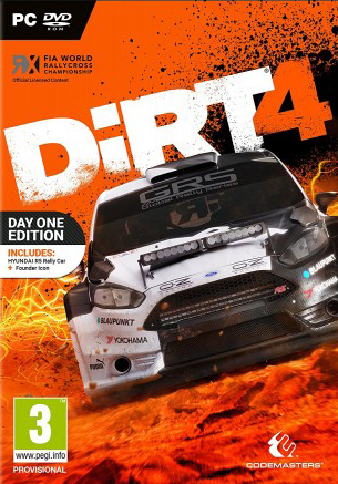 DiRT 4 (2017)