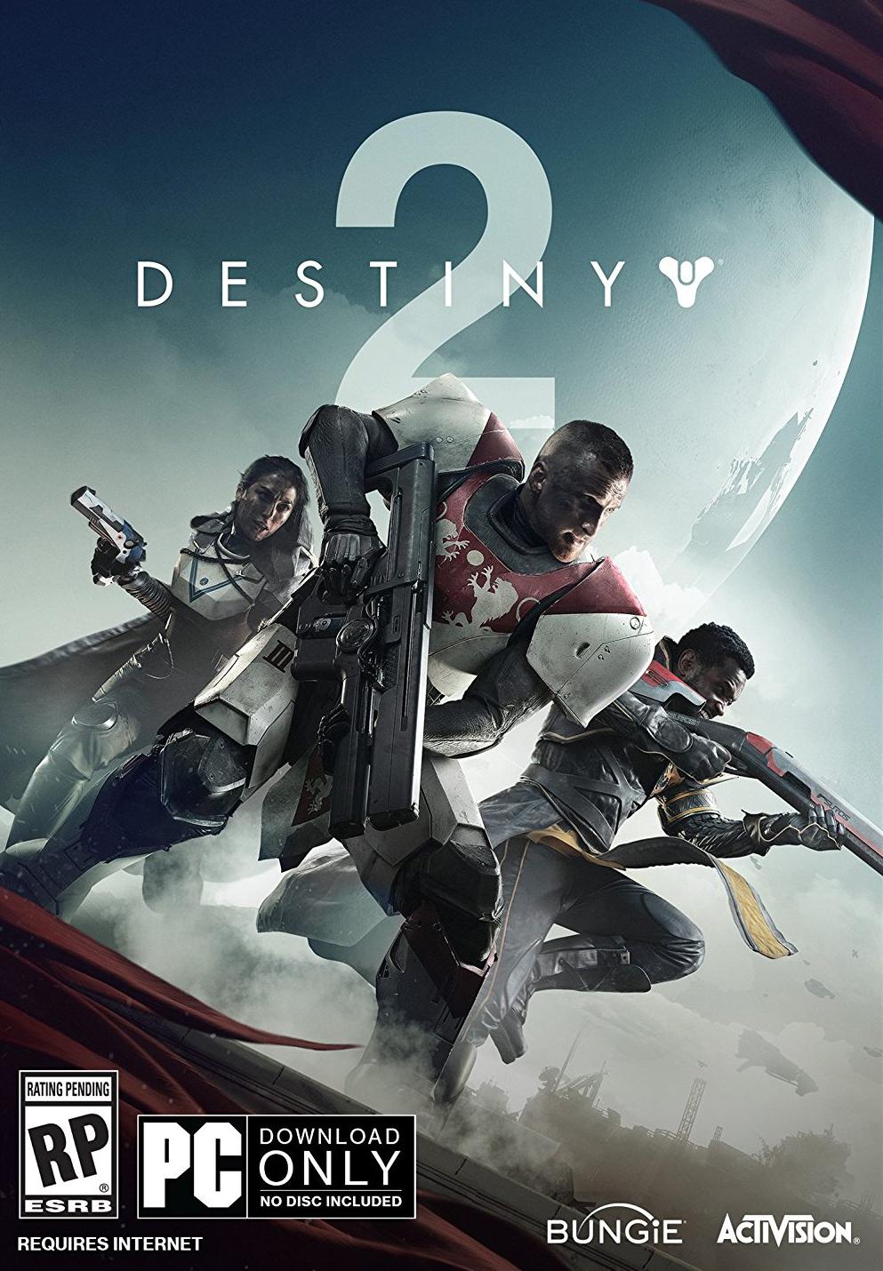 Destiny 2 (2017)