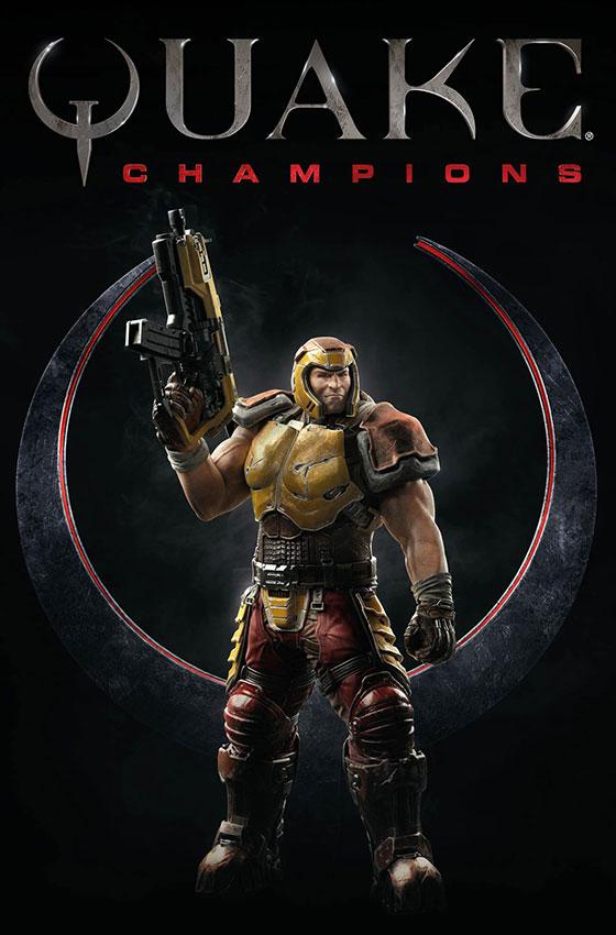 Quake Champions (2017)