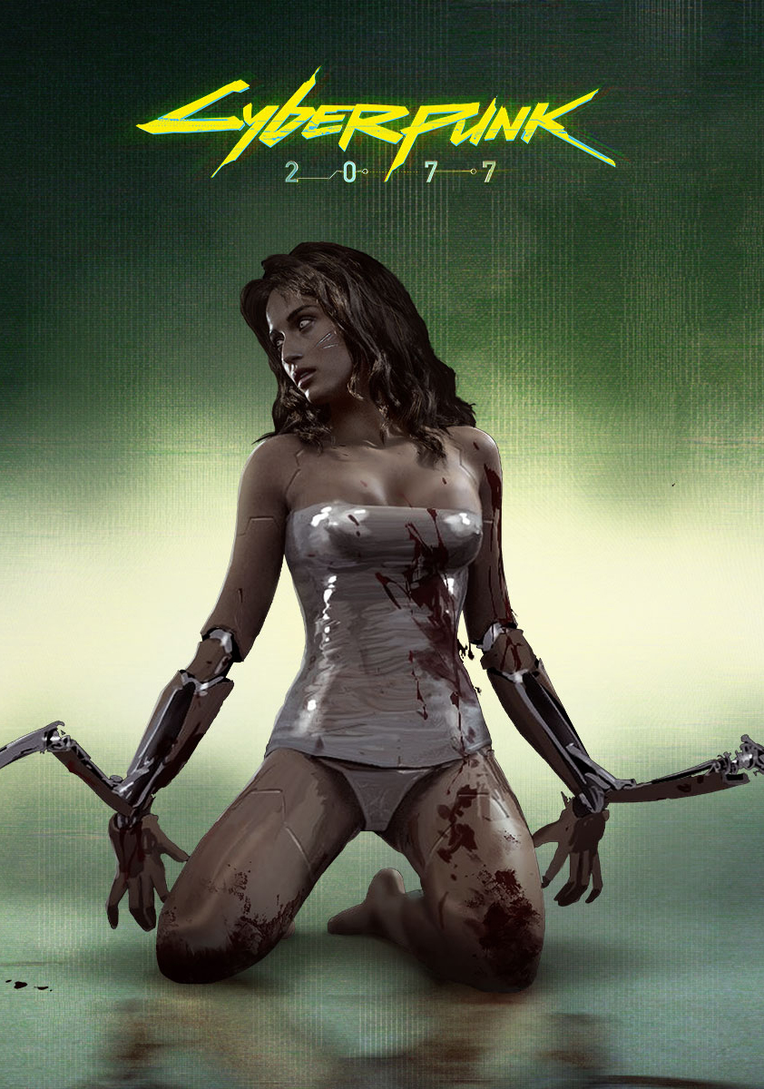 Cyberpunk 2077 (2018)