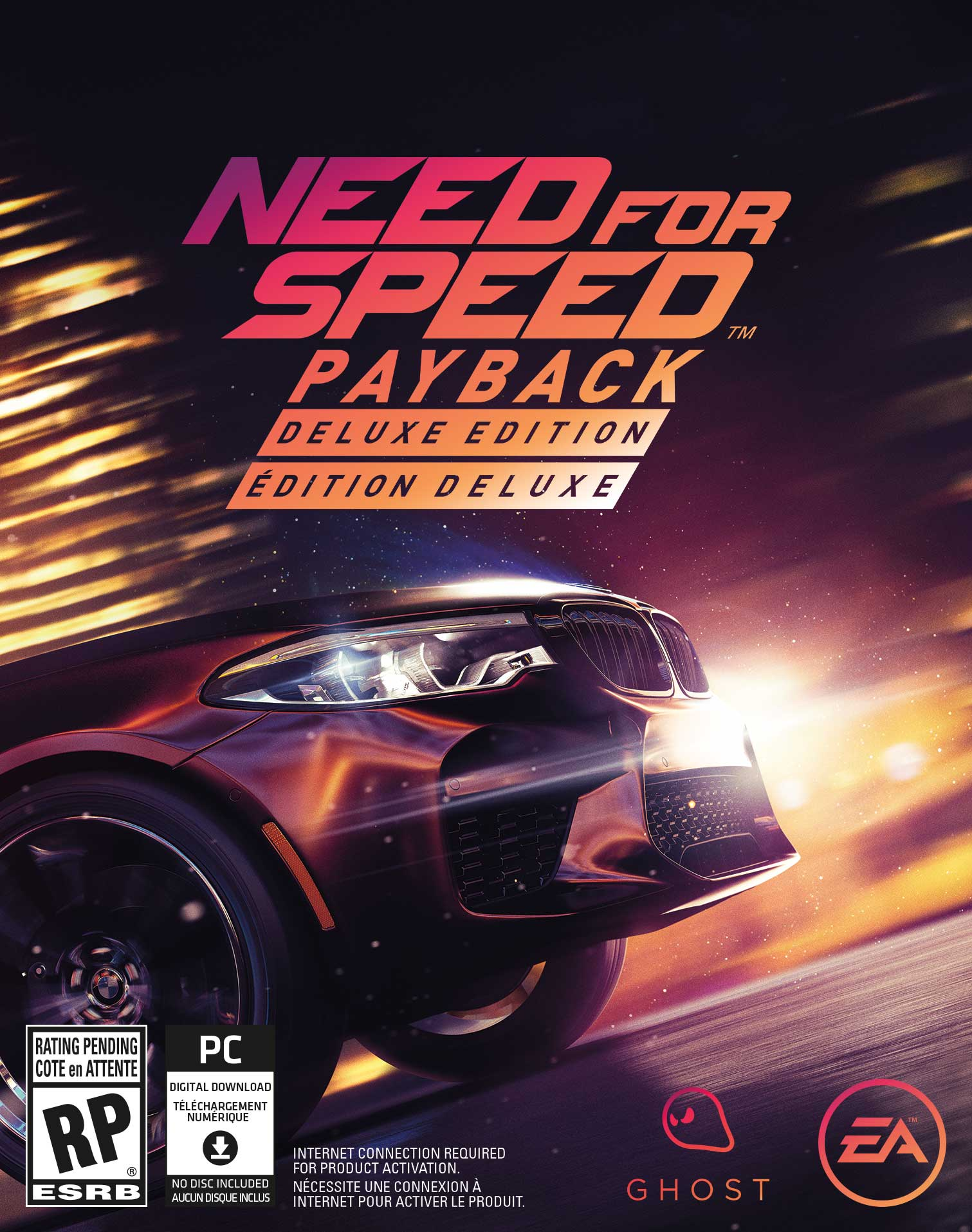 NFS / Need for Speed Payback (2017)