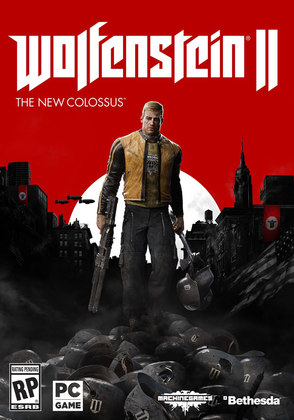 Wolfenstein II: The New Colossus (2017) RePack