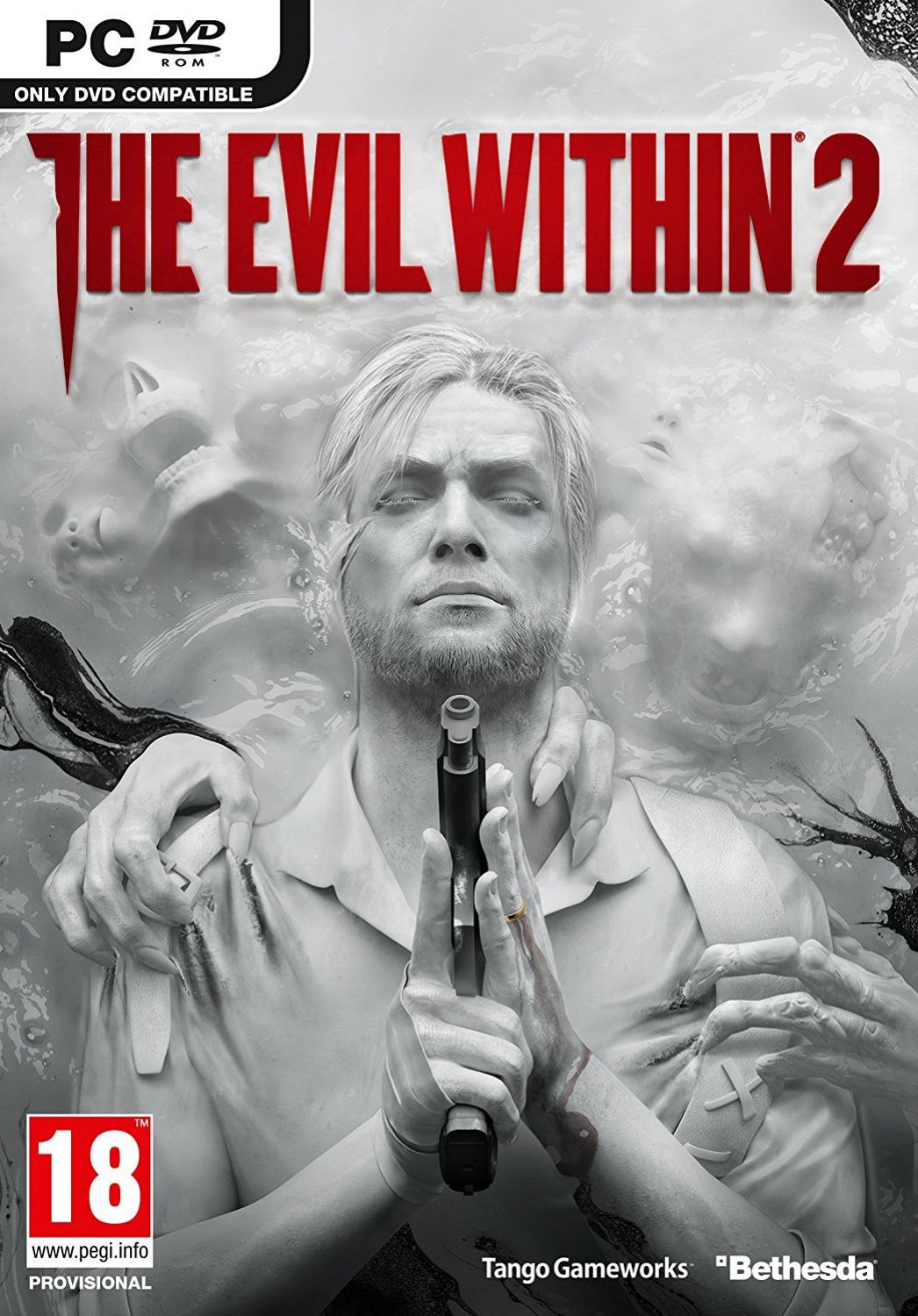 The Evil Within 2 v.1.03.H + DLC (2017) RePack