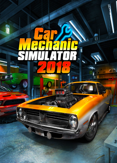 Car Mechanic Simulator 2018 v.1.2.7 (2017) RePack