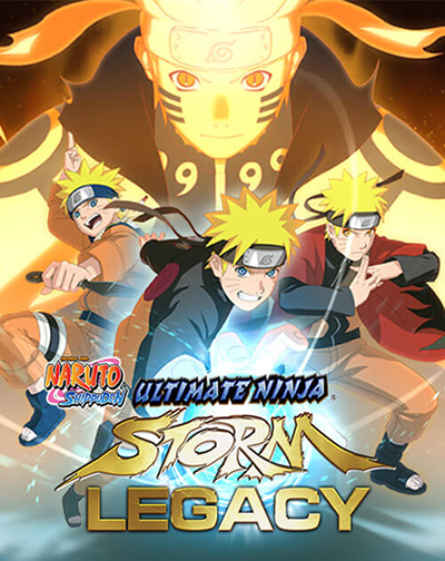 NARUTO SHIPPUDEN: Ultimate Ninja STORM Legacy Anthology (2013-2017)