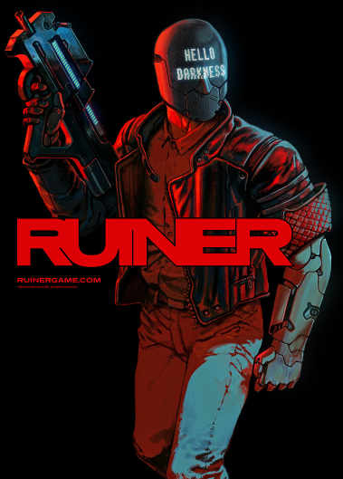 RUINER (2017) RePack