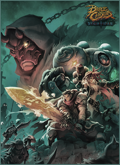 Battle Chasers: Nightwar (2017)