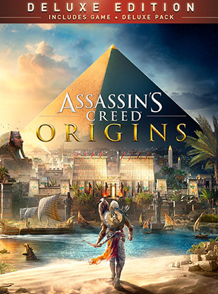 Assassin's Creed Origins Gold Edition v.1.10 (2017)