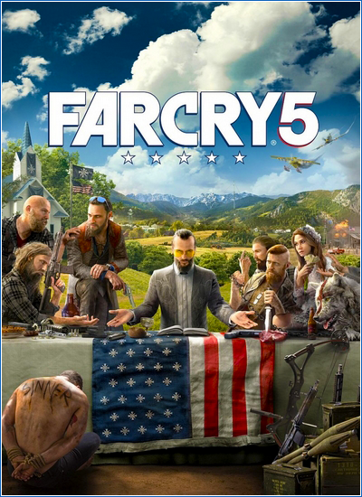 Far Cry 5 Gold Edition (2018) RePack