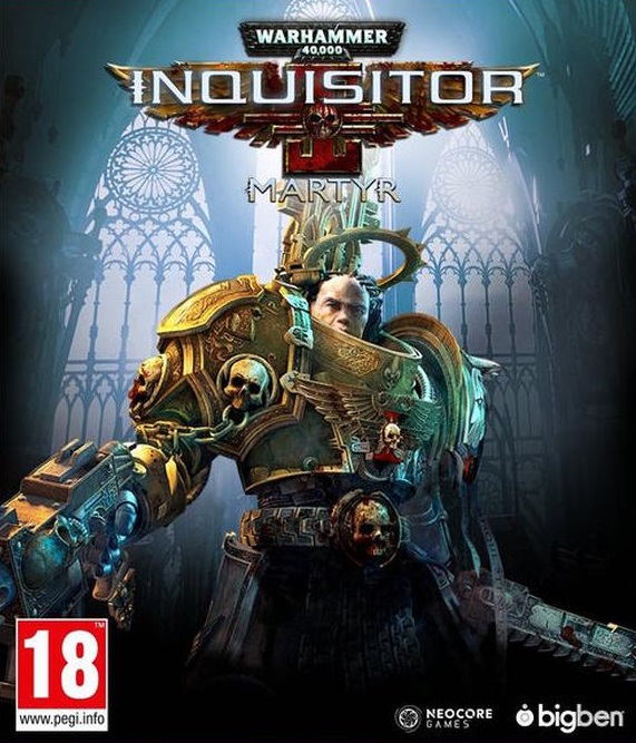Warhammer 40,000: Inquisitor — Martyr (2018)