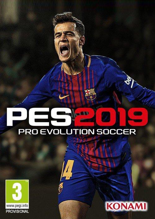PES 2019 / PRO EVOLUTION SOCCER 2019 RePack