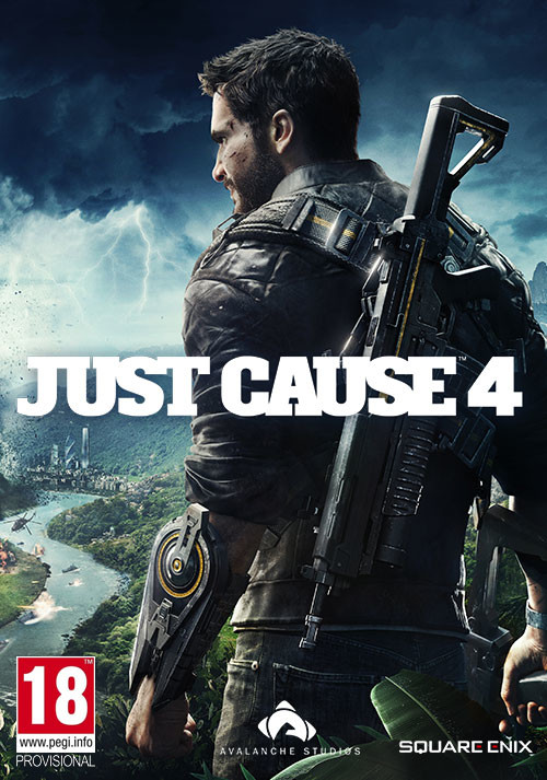 Just Cause 4 Gold Edition (2018) RePack