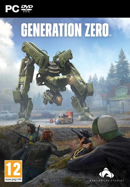 Generation Zero (2019)