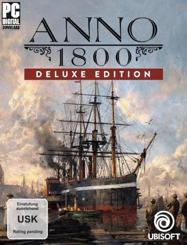 Anno 1800 Deluxe Edition (2019)