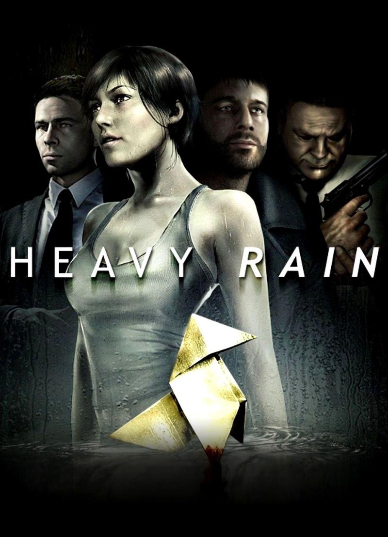 Heavy Rain на ПК / PC (2019) RePack