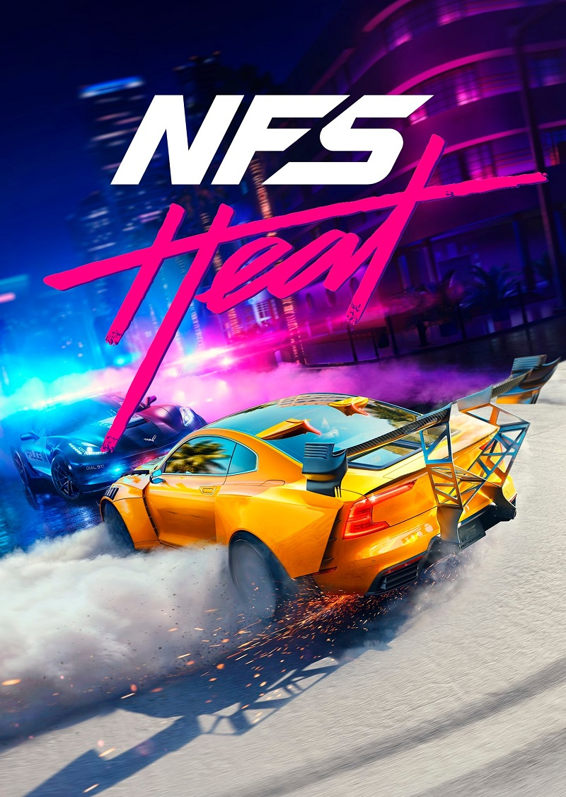 NFS Heat / Need for Speed (2019) RePack