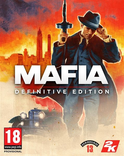 Mafia Definitive Edition Remake (2020)