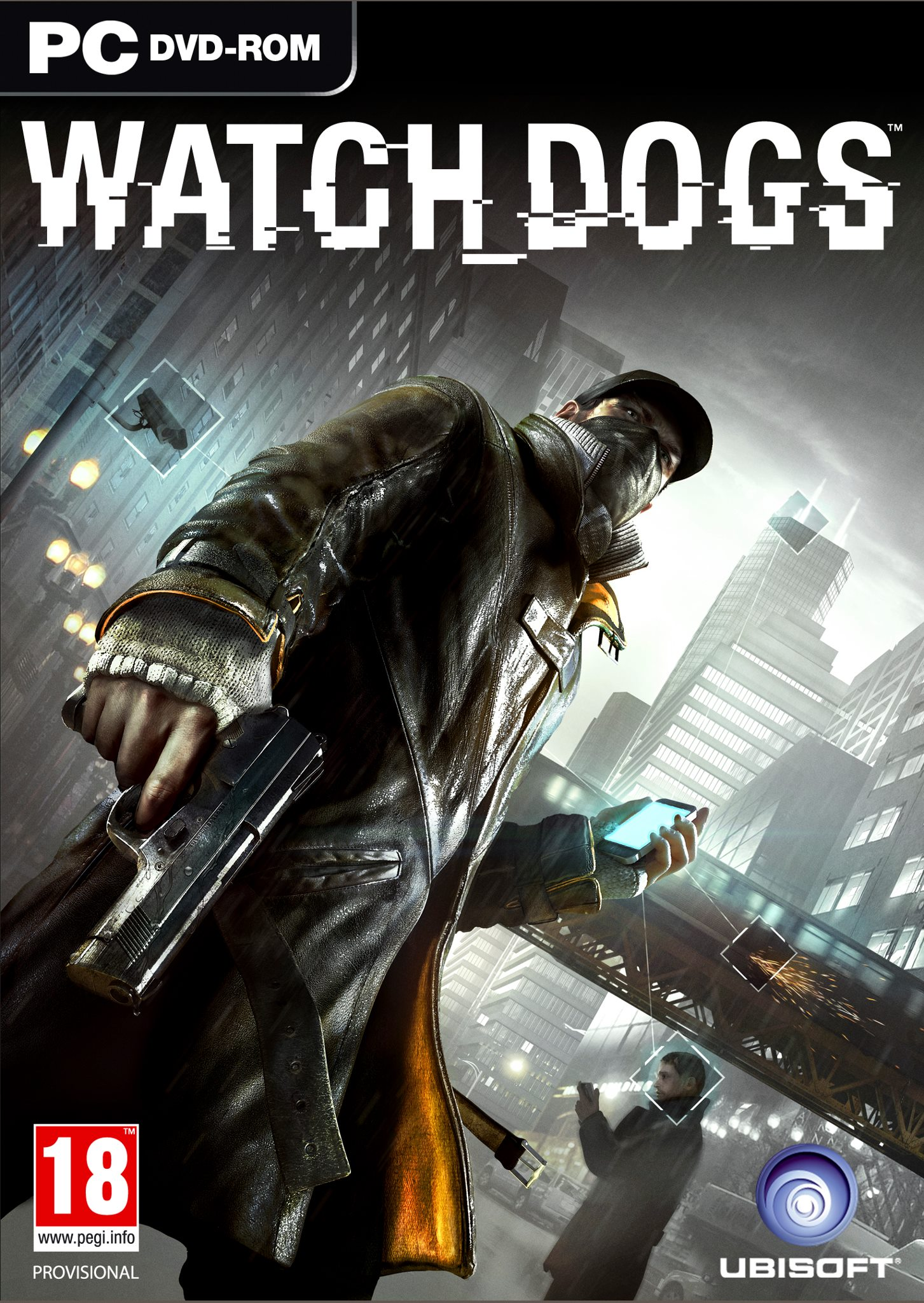 Watch Dogs Deluxe Edition (2014) RePack