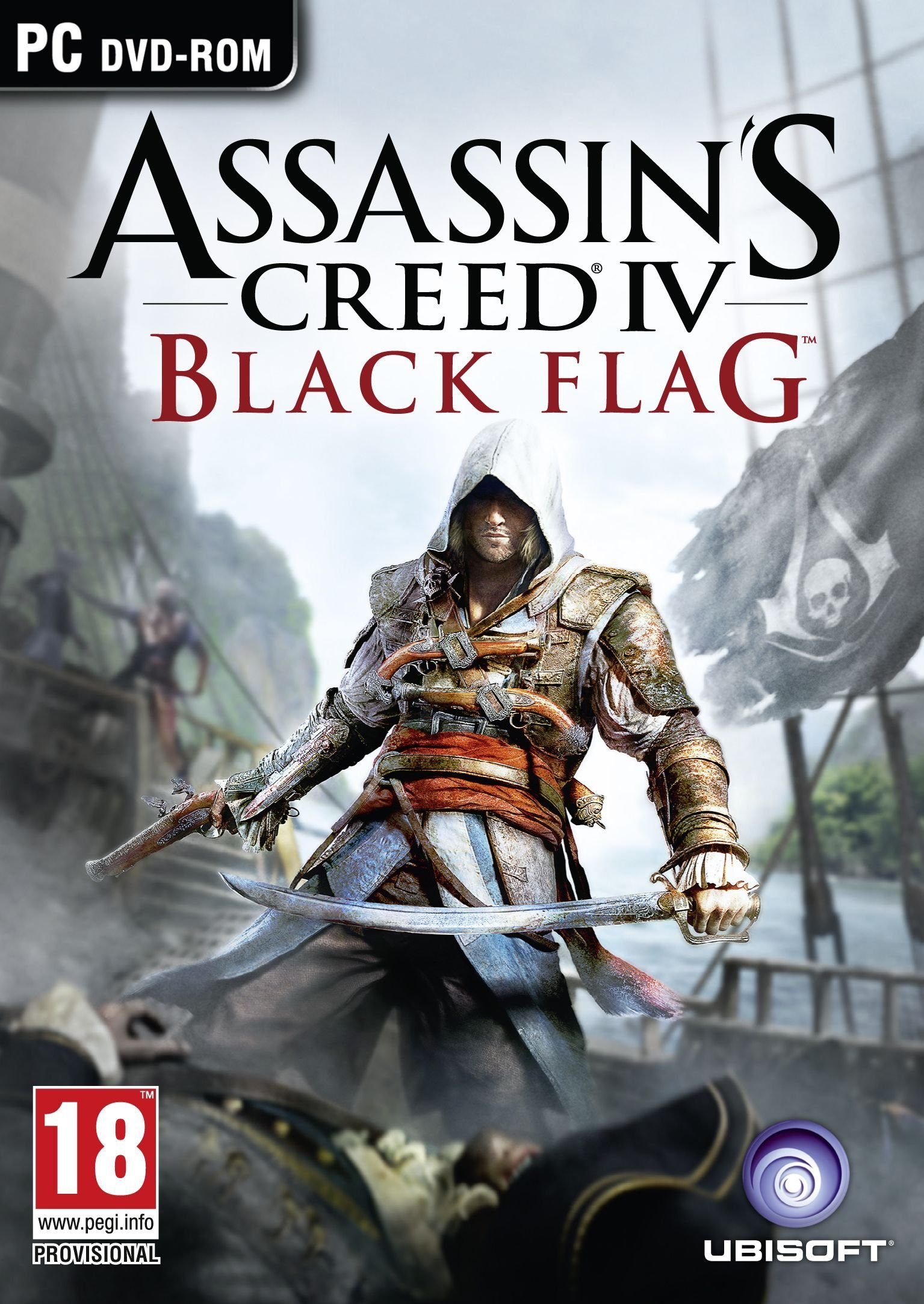 Assassin's Creed IV Black Flag Gold Edition (2013) RIP