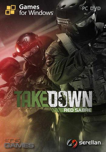 Takedown Red Sabre (2013) RePack