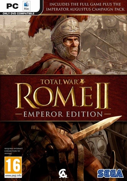 Total War: Rome 2 Emperor Edition (2014) RePack