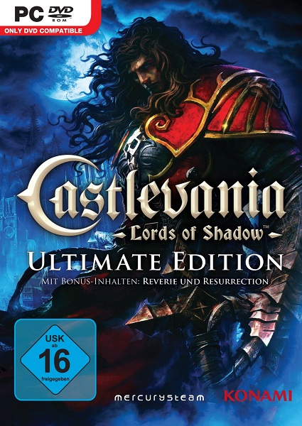 Castlevania: Lords of Shadow – Ultimate Edition (2013) RePack