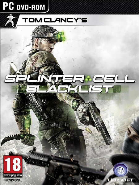 Tom Clancy's Splinter Cell: Blacklist (2013) RePack