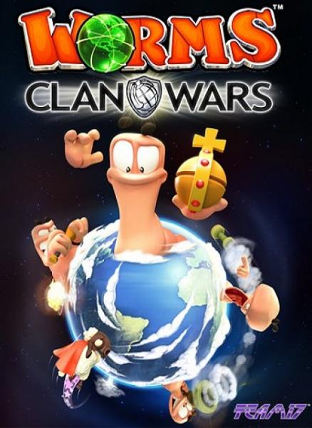 Worms: Clan Wars (2013) RePack
