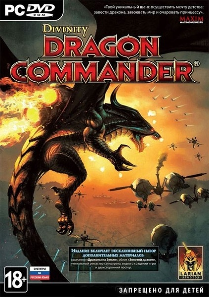 Divinity: Dragon Commander - Imperial Edition (2013) RePack