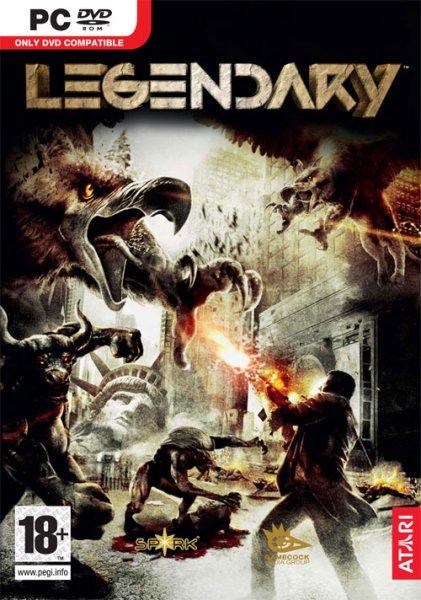 Legendary (2008) RePack