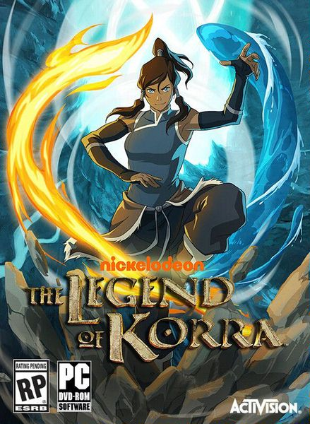 The Legend of Korra (2014)