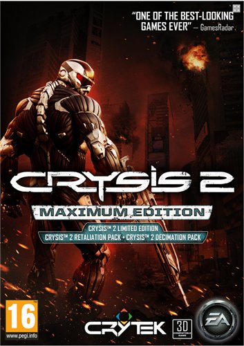 Crysis 2 - Maximum Edition (2012)