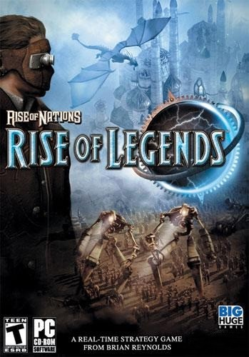 Rise Of Nations Anthology (2003-2006) RePack