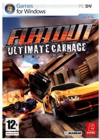 Антология FlatOut (2004-2011) RePack