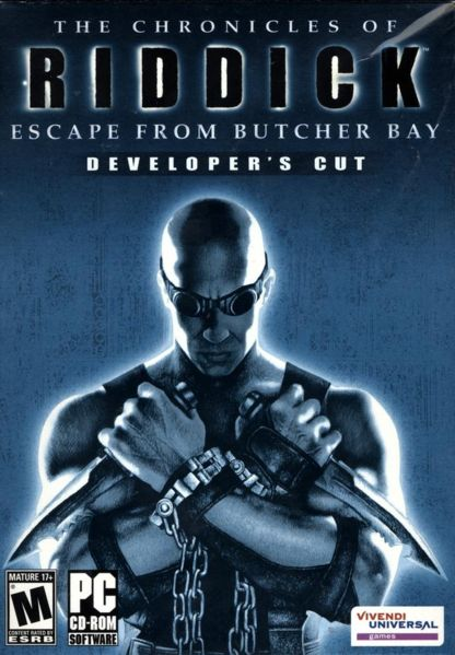 The Chronicles of Riddick - Escape from Butcher Bay (2004) RePack