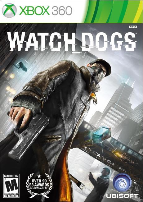 Watch Dogs (XBOX360)