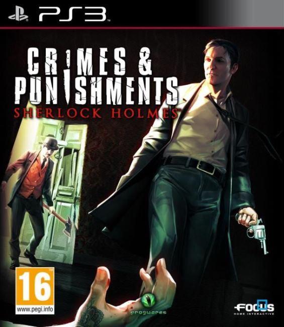 Sherlock Holmes: Crimes & Punishments (PS3)
