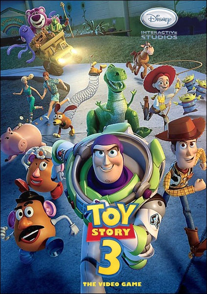 Toy Story 3: The Video Game (2010) RePack