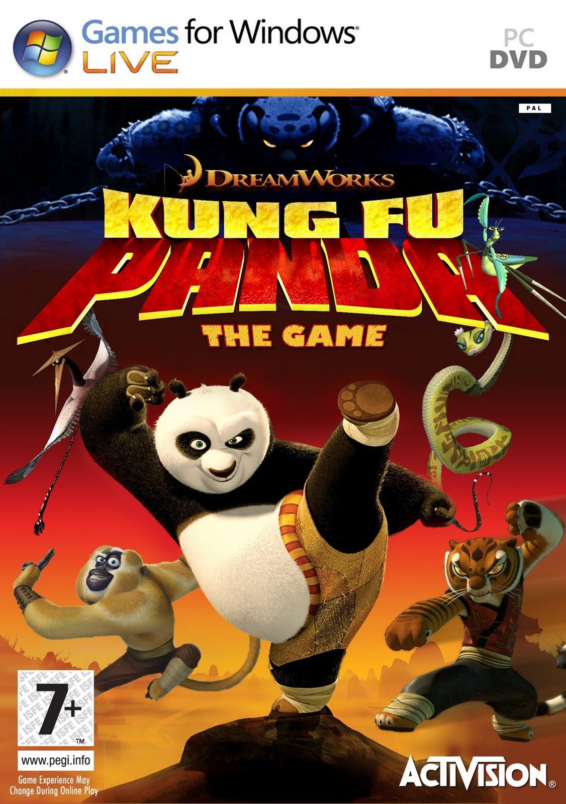 Kung Fu Panda (2008) RePack